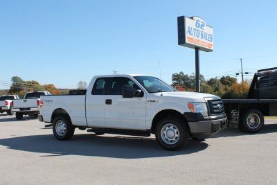 2012 Ford F-150 XL SuperCab 4x4 1-Owner Rust Free Truck #10783