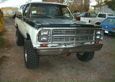 Looking for Dodge Ramcharger (1979 - 1987)