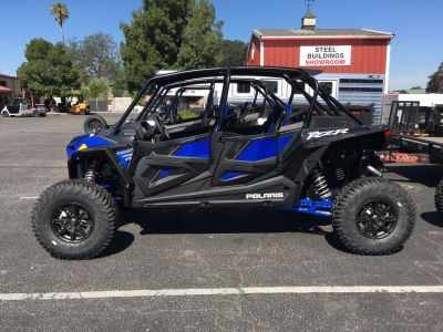 2019 Polaris RZR XP 4 Turbo S Utility Sport Paso Robles, CA