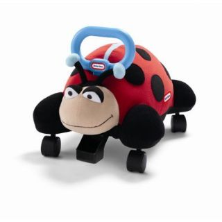 Little Tykes Lil Tikes Pillow Racer Ride On Ladybug