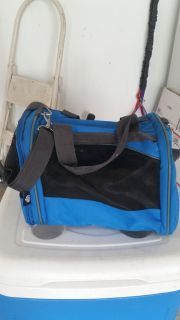 small pet carrier