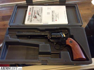 For Sale: Ruger Single-Six Bisley .22 LR
