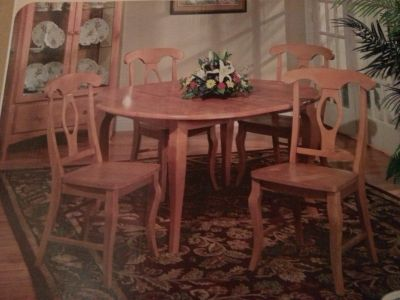 NEW Solid Wood Kitchen Table ( no chairs)