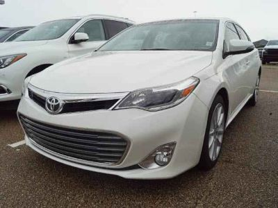 Used 2013 Toyota Avalon 4dr Sdn