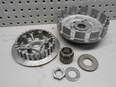 Find K79 Kawasaki EX 250 Ninja 250 2011 Engine Clutch Baskets Inner and Outer motorcycle in Ann Arbor, Michigan, US, for US $59.00