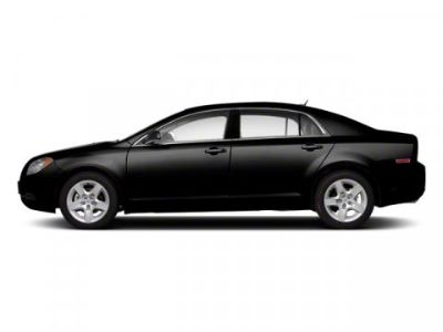 2010 Chevrolet Malibu LTZ (Black Granite Metallic)