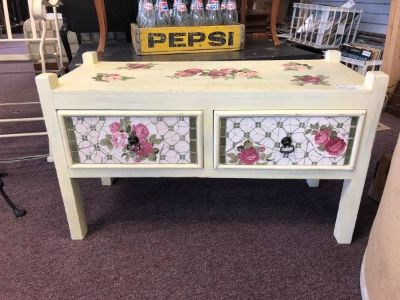 English Rose Coffee Table