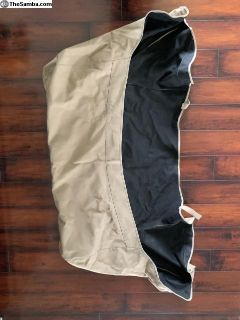 Convertible top boot (CANVAS)