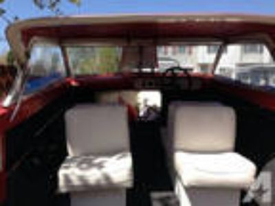 1970 HydroSwift w/Removable Hard Top Great Shape -