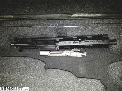 For Sale: AR15 UPPER 7.5 PISTOL