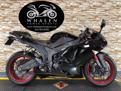 2008 Kawasaki Ninja ZX -6R SuperSport Motorcycles Port Charlotte, FL