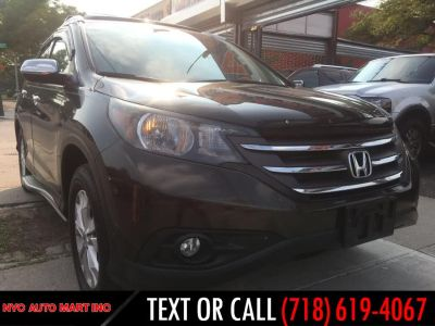 2013 Honda CR-V EX (Black)