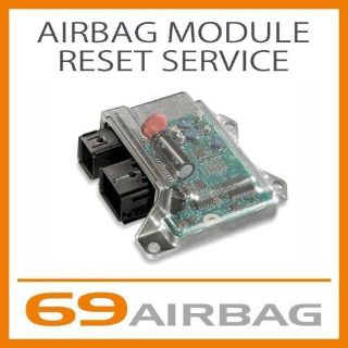 Buy SRS airbag module RESET SERVICE for 2OO6 2OO7 Golf Jetta Passat Touareg Tiguan motorcycle in San Diego, California, United States, for US $59.69