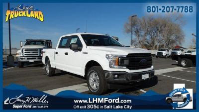 2018 Ford F-150 XL (Oxford White)