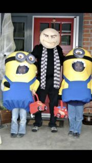Minions for RENT only
