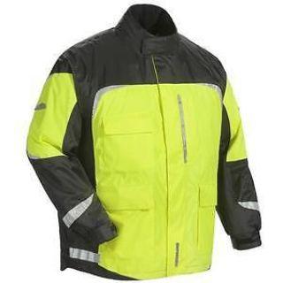Buy Tourmaster Sentinel 2.0 Mens Rainsuit Jacket HI-Viz/Black XL motorcycle in Holland, Michigan, United States, for US $114.99