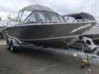 """2018 North River Seahawk Outboard 18' 6"""""""