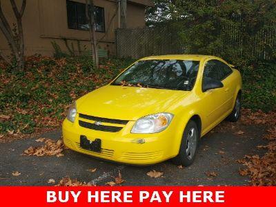 2005 Chevrolet Cobalt Base (Rally Yellow)