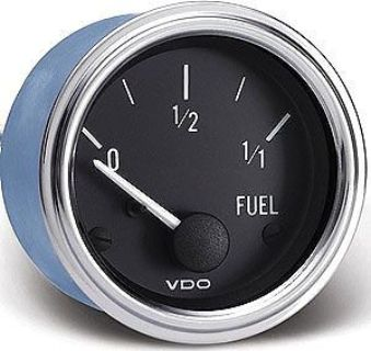 Buy VDO 301-303 Series 1 Fuel Level Gauge motorcycle in Delaware, Ohio, United States, for US $33.86