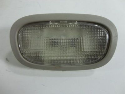 Purchase Rear Middle Dome Light Interior Courtesy Overhead Lamp 00 Jeep Grand Cherokee motorcycle in North Fort Myers, Florida, United States, for US $18.99