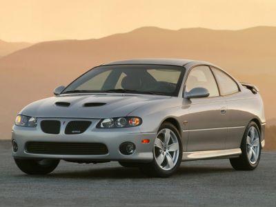 2005 Pontiac GTO Base (Cyclone Gray Metallic)