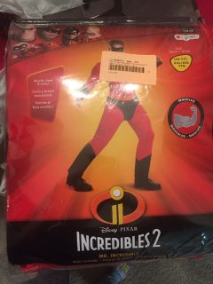 Mr incredible xxl costume
