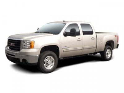 2009 GMC Sierra 1500 SLE (Steel Gray Metallic)