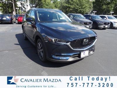 2018 Mazda CX-5 Grand Touring (Crystal Blue)