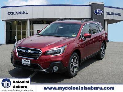 2018 Subaru Outback 3.6R (Crimson Red Pearl)