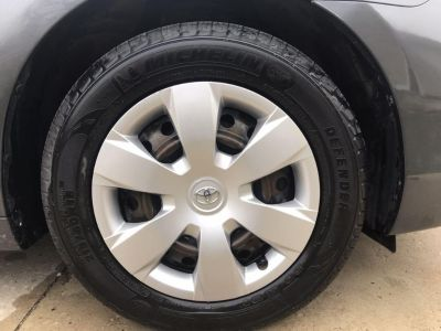 16 inch steel rims with Toyota Camry Hub Caps