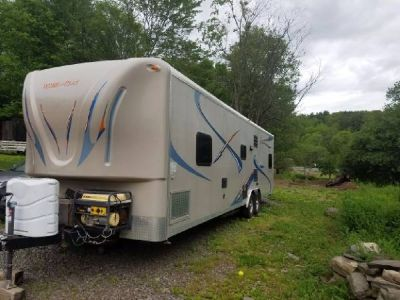 2013 Forest River Work 'N Play Trailer for sale in Hunlock Creek, PA.