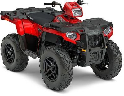 2017 Polaris Sportsman 570 SP Utility ATVs Chanute, KS
