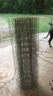 14 Gauge 48 in x 30 ft Hinge Joint Field Fence Wire