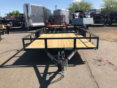 "2018 MAXXD TRAILERS 10' X 61"" SA UTILITY TRAILER Equipment Trailer Trailers Elk Grove, CA"