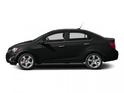 2015 Chevrolet Sonic LT Auto (Black Granite Metallic)