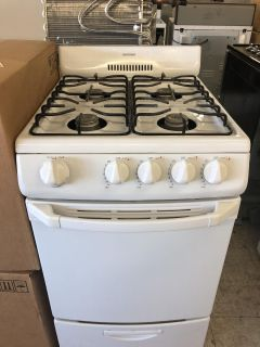 Hotpoint 20 inch gas stove
