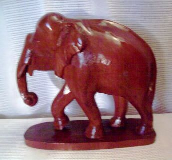 #2 Ex- Large Teakwood ELEPHANT