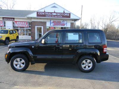 2012 Jeep Liberty Sport (True Blue Pearl)