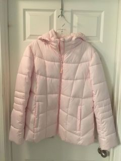 Ladies Winter Coat with removable hood