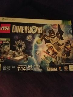 Unopened Lego Dimension for Xbox 360