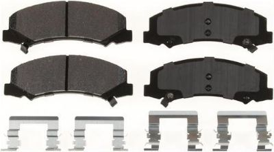 Purchase Bendix Brakes D1159CT Brake Pads CT Ceramic Front Buick Cadillac Chevy Set motorcycle in Tallmadge, Ohio, US, for US $59.92