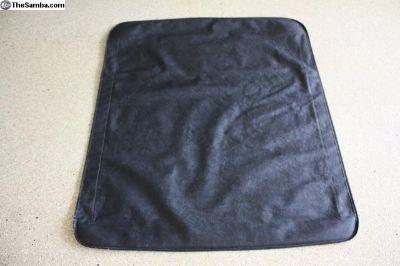 2 Fold Ragtop / Sunroof Vinyl Top, Black