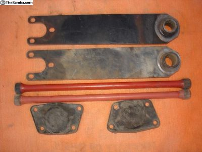Swing Axle Spring Plates/Bars/Caps