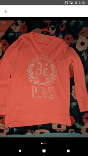 Victoria secret pink size xsmall