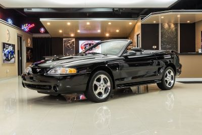 1997 Ford Mustang SVT Cobra Convertible