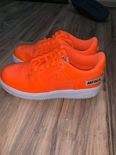 Boys 3 Air Force Ones