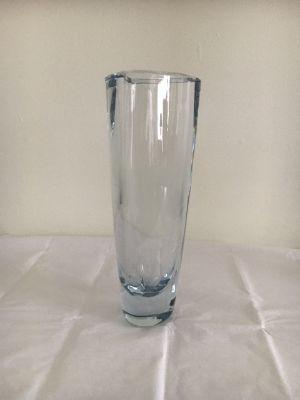 Strombergsyhttan Mid Century Modern Glass Vase