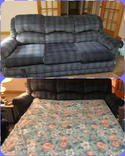 Couch (& love seat)