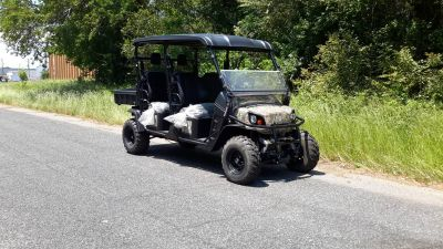 2017 Bad Boy Off Road Recoil iS Crew Camo Side x Side Utility Vehicles Covington, GA