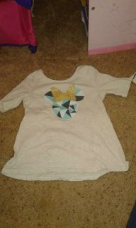 Minnie mouse shirt size 5